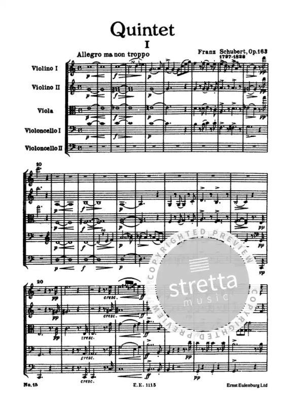 Streichquintett