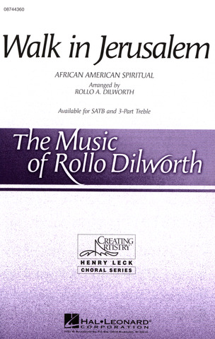 Rollo Dilworth: Walk in Jerusalem