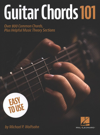 Michael P. Wolfsohn: Guitar Chords 101