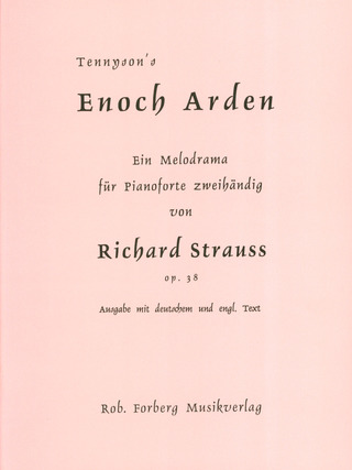 Richard Strauss: Enoch Arden op. 38