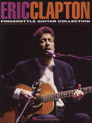 Eric Clapton: Clapton Eric Fingerstyle Guitar Collection