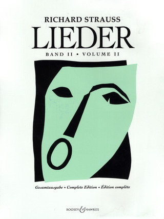 Richard Strauss: Lieder