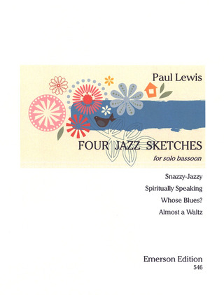 Lewis Paul: 4 Jazz Pieces