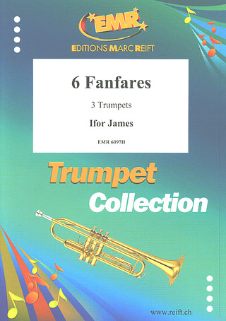 James, Ifor: 6 Fanfares