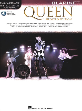 Queen – Updated Edition (Clarinet)