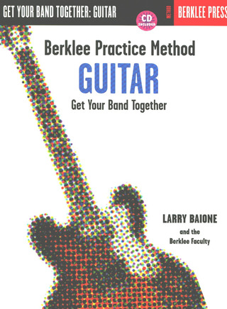 Baione Larry: Berklee Practice Method Guitar Bk/Cd
