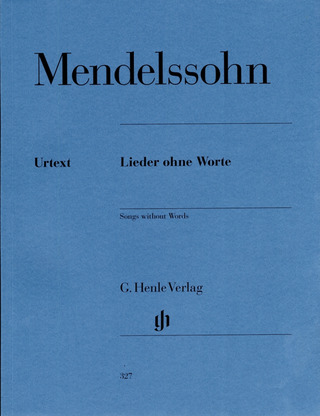 Felix Mendelssohn Bartholdy: Songs without Words