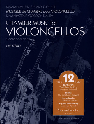 Chamber Music for Violoncellos 12