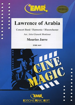 Jarre, Maurice: Lawrence of Arabia