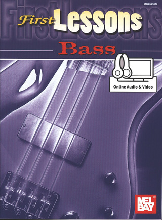 Jay Farmer: First Lessons Bass
