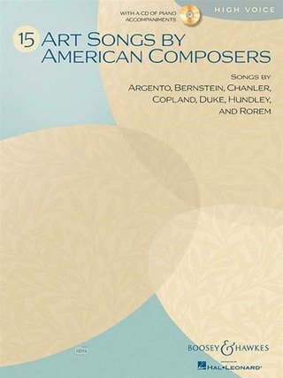 Mark Taylor: 15 Art Songs by American Composers