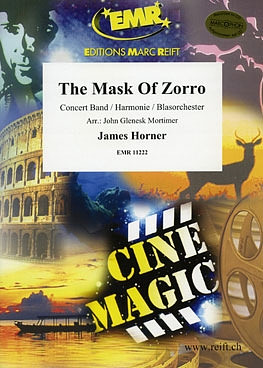 James Horner: The Mask Of Zorro