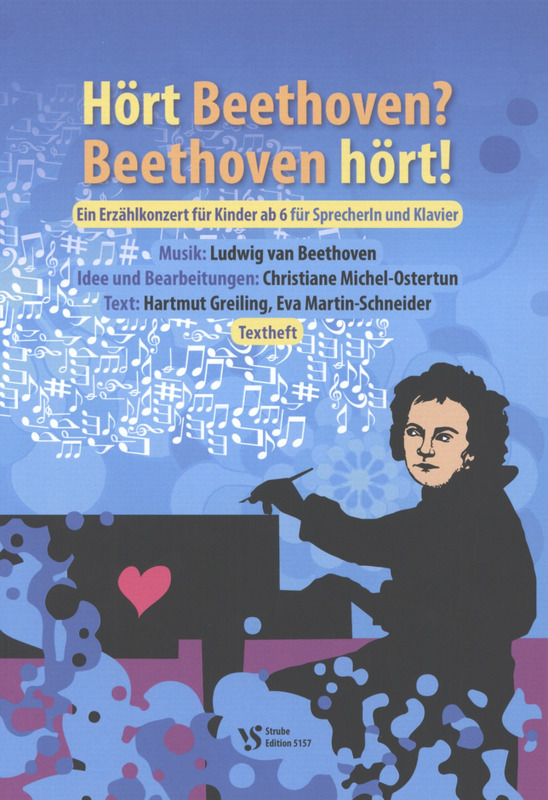 Ludwig van Beethoven: Hört Beethoven? Beethoven hört!