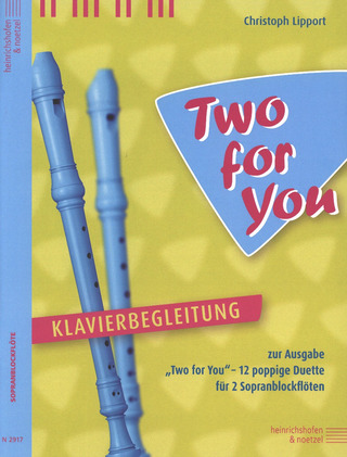 Christoph Lipport: Two for you