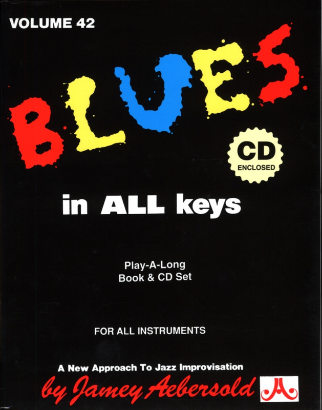 Jamey Aebersold: Blues in All Keys 42