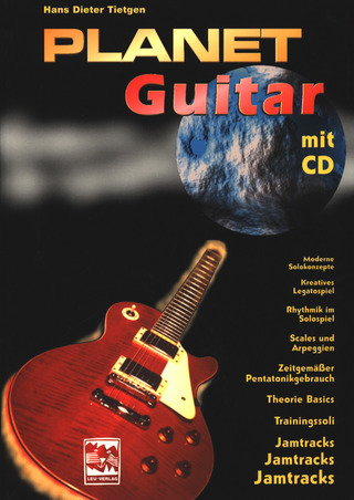 Hansi Tietgen: Planet Guitar