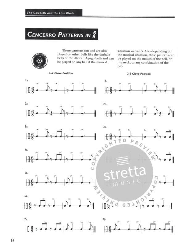 Percussion Plus cencerro Post