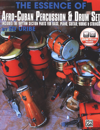Ed Uribe: The Essence of Afro-Cuban Percussion and Drum Set