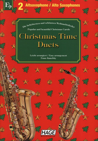 Christmas Time Duets