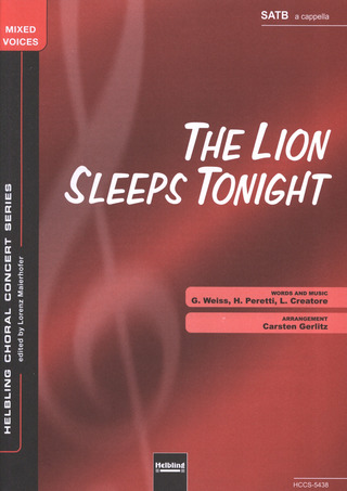 George David Weiss et al.: The Lion Sleeps Tonight