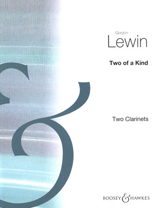Lewin Gordon: Two of a Kind