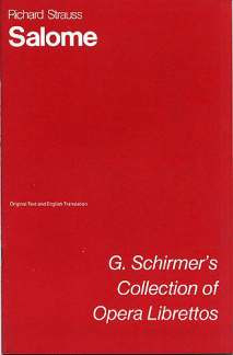 Richard Strauss et al.: Salome – Libretto