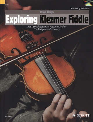 Chris Haigh: Exploring Klezmer Fiddle