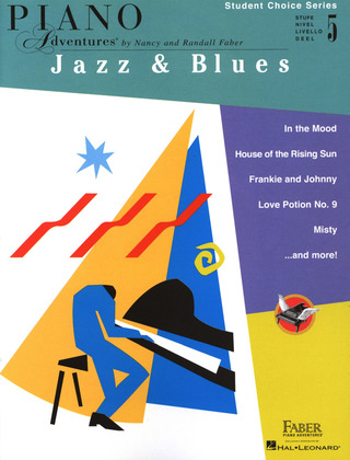 Piano Adventures 5 – Jazz & Blues