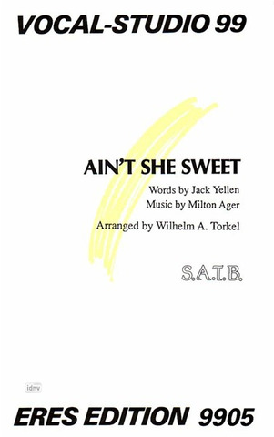 Milton Ager: Ain't She Sweet