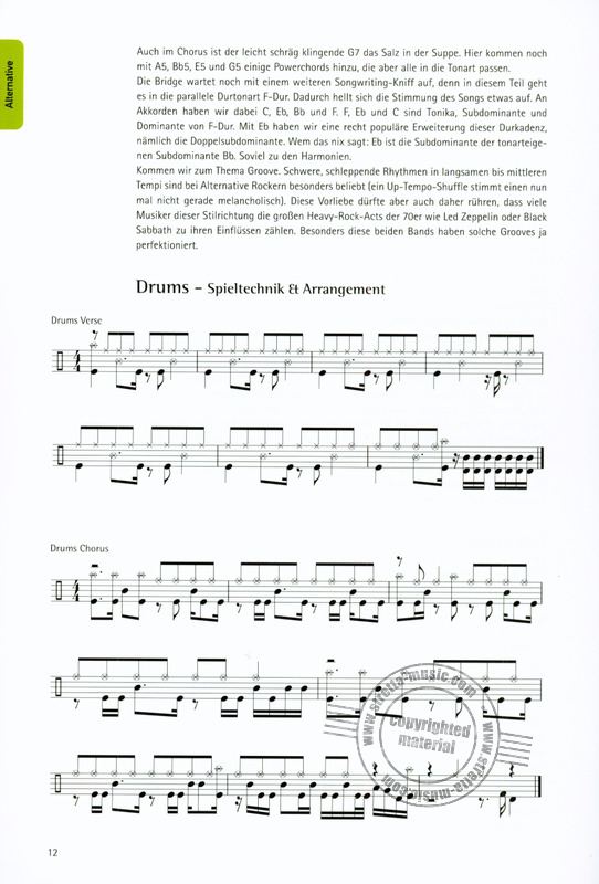 Emskoetter Uli + Friebe Sebastian: Band Book 2 - Musikstile Im Band Workshop (5)