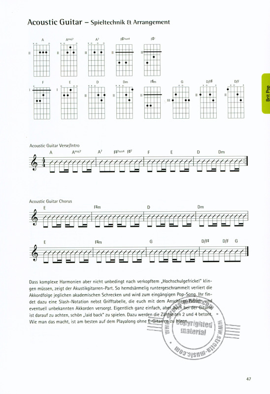 Emskoetter Uli + Friebe Sebastian: Band Book 2 - Musikstile Im Band Workshop (8)