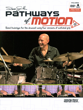 Steve Smith: Steve Smith: Pathways Of Motion (Book/DVD)