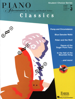Piano Adventures 5 – Classics