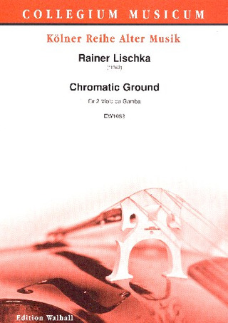 Rainer Lischka: Chromatic Ground