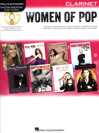 Women of Pop – Clarinet