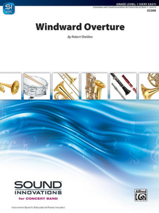 Robert Sheldon: Windward Overture