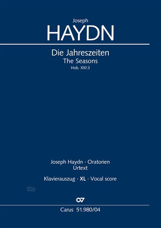 Joseph Haydn: The Seasons