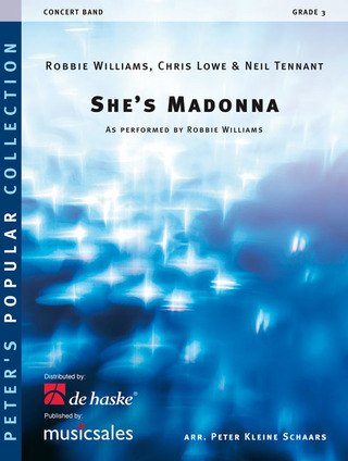 Robbie Williams et al.: She's Madonna