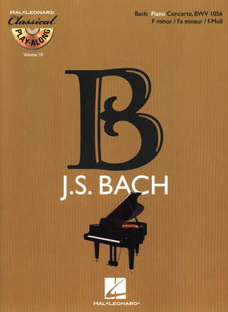Johann Sebastian Bach: Piano Concerto in F Minor BWV 1056