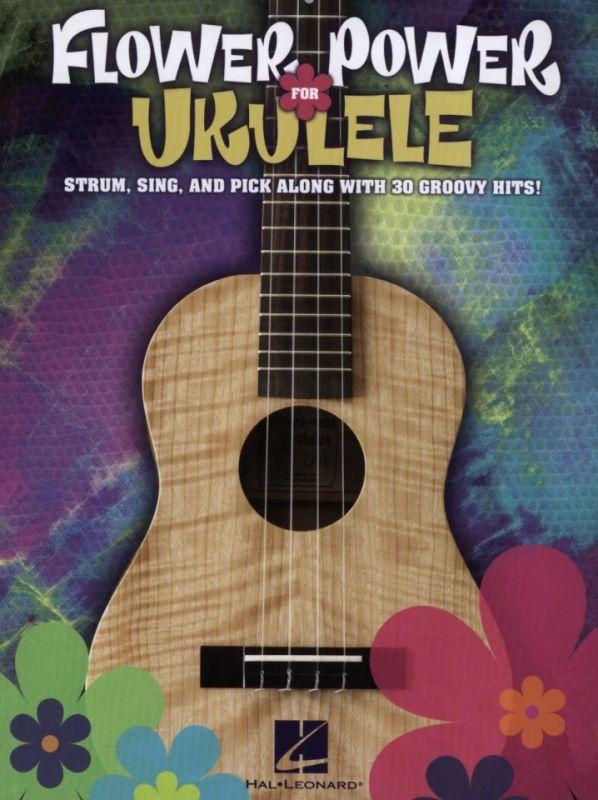 Flower Power - Ukulele   buy now in Stretta sheet music shop