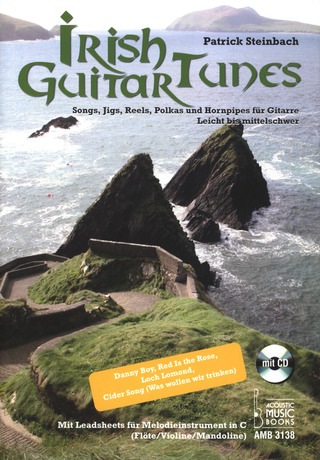 Patrick Steinbach: Irish Guitar Tunes (+CD)