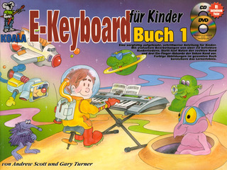 Andrew Scott et al.: E-Keyboard für Kinder 1