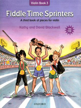 David Blackwell et al.: Fiddle Time Sprinters