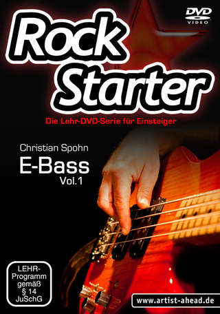 Spohn Christian: Rockstarter Vol.1 - E-Bass