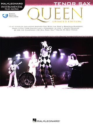 Queen: Queen – Updated Edition (Tenorsaxophon)