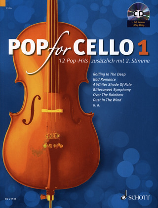 Michael Zlanabitnig: Pop for Cello 1