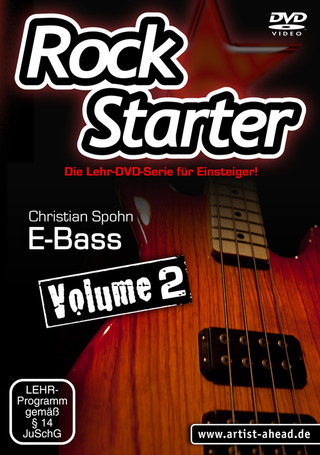 Spohn Christian: Rockstarter Vol.2 - E-Bass