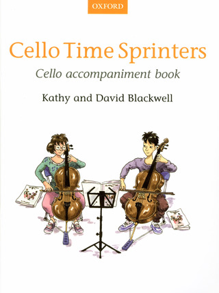 David Blackwell et al.: Cello Time Sprinters