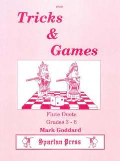 Mark Goddard: Tricks + Games