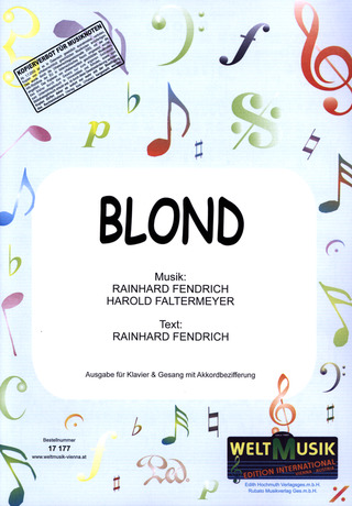 Rainhard Fendrich et al.: Blond
